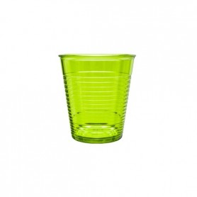 BICCHIERE DESIGN PC 350 VERDE ACIDO